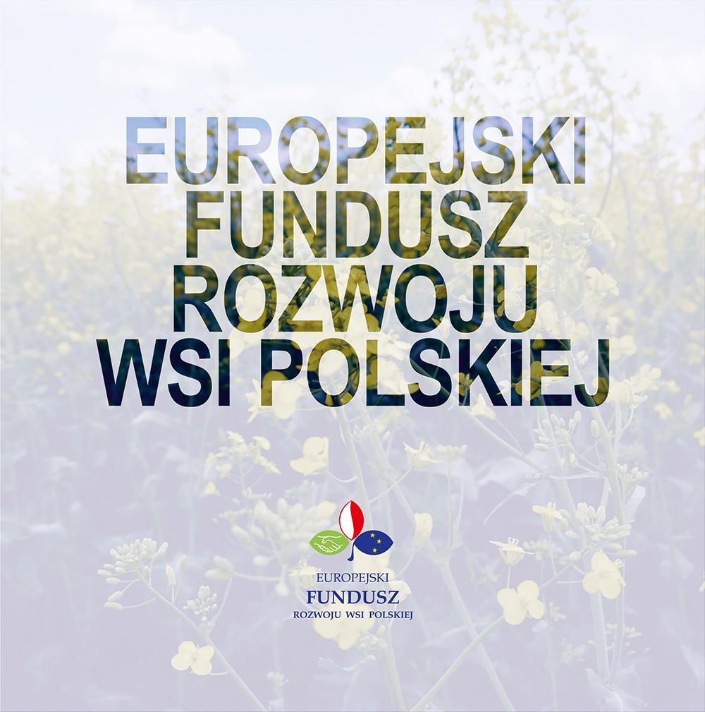 promocjone.com dla Europejskiego Funduszu Rozwoju Wsi Polskiej