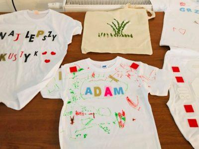 malowanie koszulek z promocjone.com
